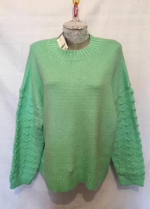 💝💝💝 george яркий свитер джемпер пуловер