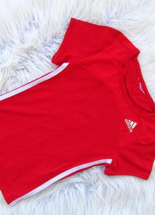 Стильная спортивная футболка adidas