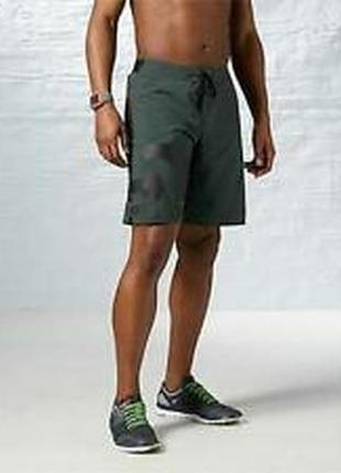 Спортивные шорты с новой коллекции reebok ®men's running shorts
