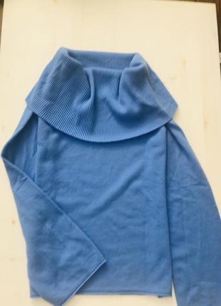 Benetton свитер из мериносовой шерсти. размер m-l