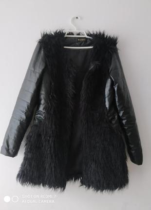 Wenxi стильная куртка размер s демисезонная