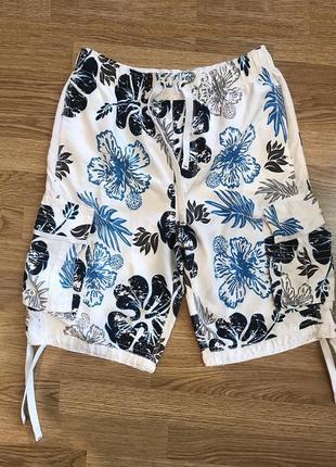 Крутые шорты пляжные летние спортивные - active by cedarwood state new англия m-l