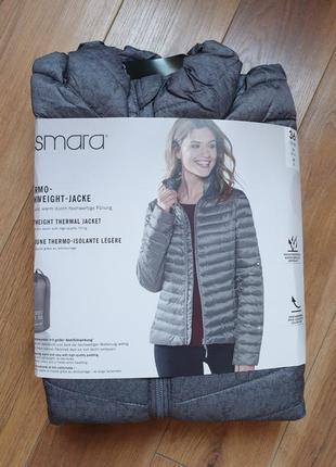 Курточка 36 р евро стеганная демисезонная esmara куртка германия.