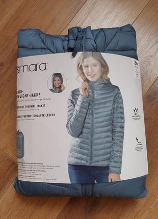 Esmara курточка демисезонная s 36 р ветровка германия
