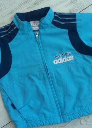 Кофта куртка спортивная adidas