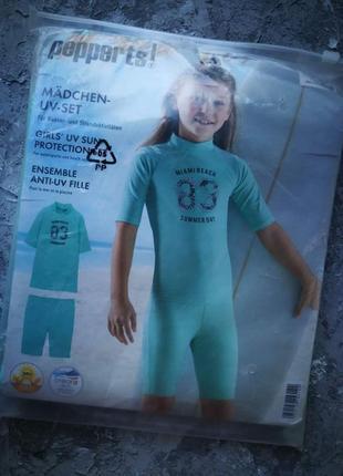 Купальный костюм девочке