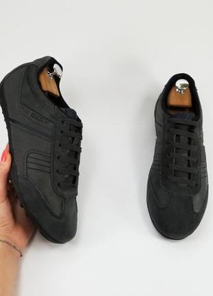 Geox оригинал чоловічі шкіряні кеди кросівки