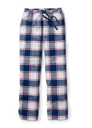 Фланелевые штаны укороченные размер 42-46 наш tchibo tcm
