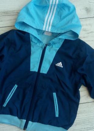 Куртка ветровка adidas оригинал