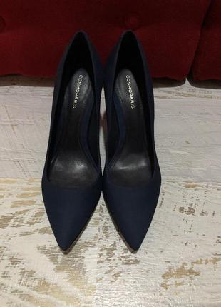 Туфли cosmoparis,із натурального нубука