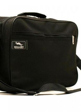 Сумка портфель мужская тканевая (вл-2600)