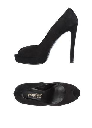 Італійські туфлі primadonna 38 розмір, 25 см.
