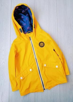 Крутая курточка george 3-4