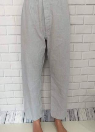 Тонкие штаны для дома и сна  /арт.06