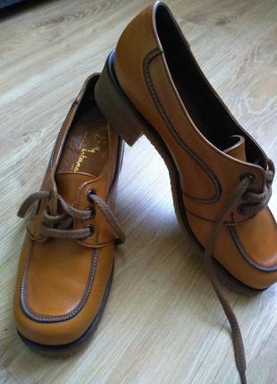 Bally мега крутые и стильные кожаные туфли