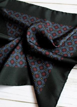 Hermes paris платочек шелковый