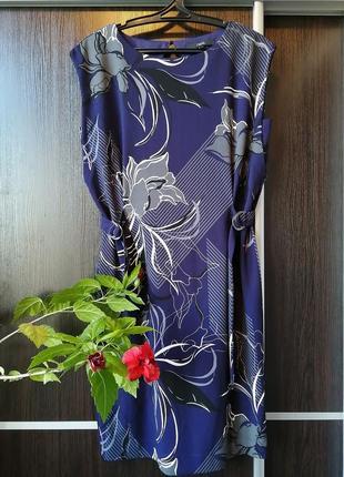 """Шикарное платье сукня цветы """"трансформер"""" от next. новое."""