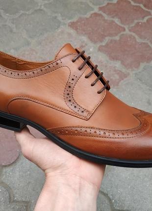 Туфлі броги-тренд нового сезону!