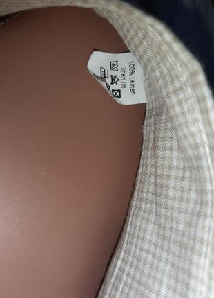 Легкое льняное платье, туника в идеальном состоянии6 фото