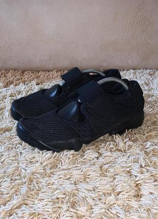 Кроссовки сандали nike air rift br оригинал