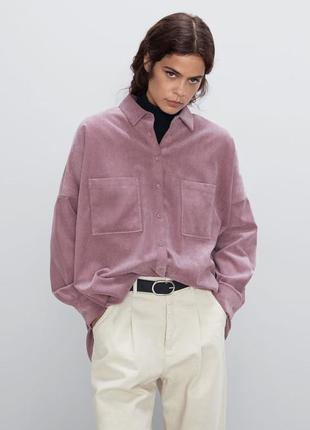 Оверсайз сорочка