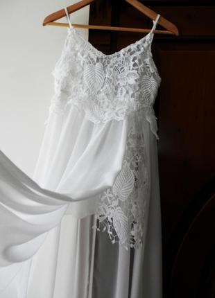 Чарівне ніжне плаття на особливі випадки, море, океан, романтика, фотосесія