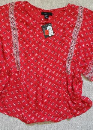 Пляжна блуза в стилі бохо від primark