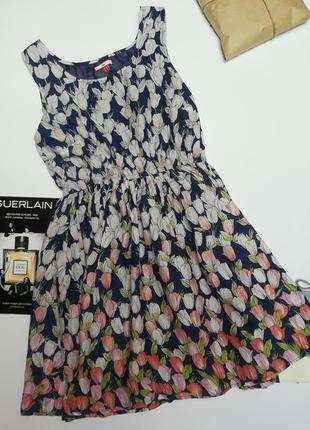 Миле літнє плаття joe browns розмір м-l.