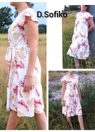 Акция!!!! супер цена 290 грн.летнее 👗 платье. большие размеры