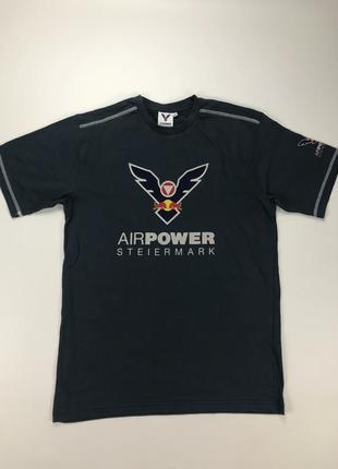 Airpower steiermark red bull fly футболка авиа оригинал