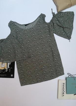 Натуральна літня блузка medicine розмір xs