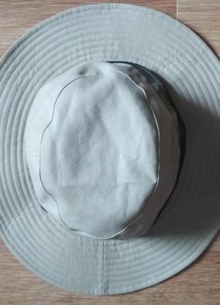Шляпа панама походная туристическая коттон 56 см marks&spencer