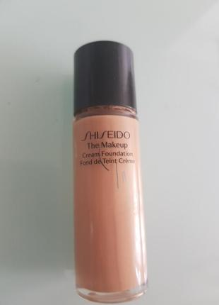 Shiseido the makeup тональный оригинал