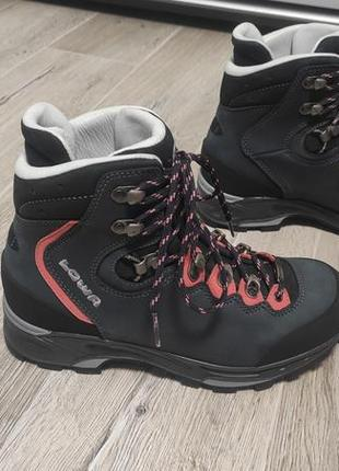 Lowa mauria ll ws - женские трекинговые ботинки lowa