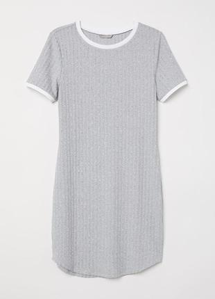 Платье в спортивном стиле h&m, р. 46 евро - 52 наш