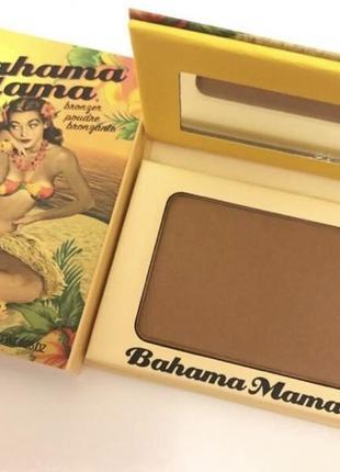 Бронзер контуринг bahama mama