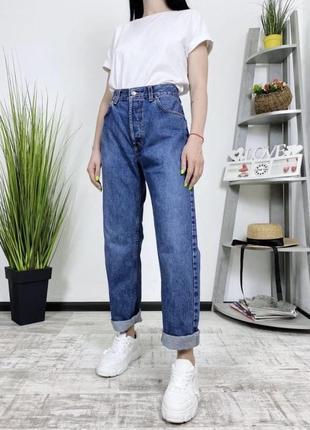 Винтажные джинсы joop высокая посадка