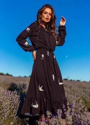 Платье качество шелк очень красивое