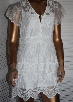 Кружевное платье happy holly