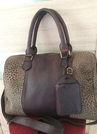 Cowboys bag nairobi крутая брутальная сумка