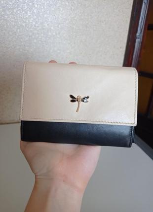 Marks spenser кожаный кошелек портмоне натуральная кожа.