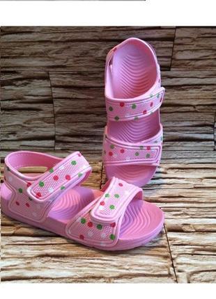 Топ продаж!! легкие босоножки сандалии на девочку
