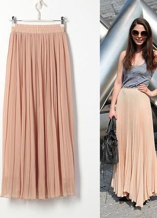 Купить юбку плиссированную в пол купить