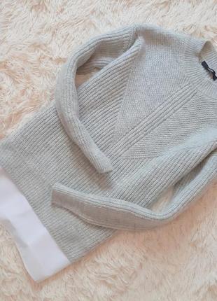 Очень классный качественный свитерок от george