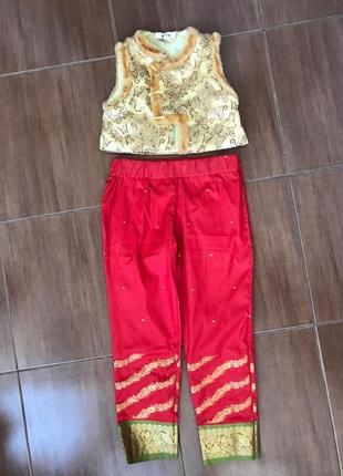 Китаянка 8-10 лет костюм карнавальный