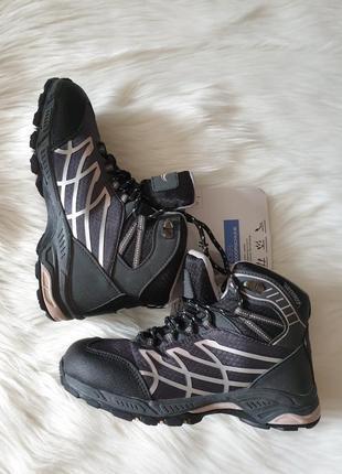 Crivit мембранные термо ботинки демисезонные 32 р (21 см).