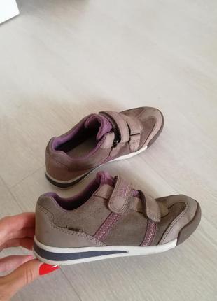Кроссовки туфли super fit нубуковые