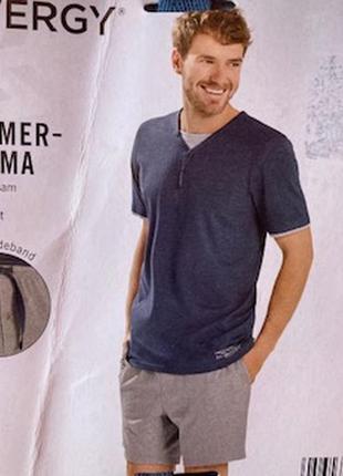 Мужская пижама, домашний костюм  livergy германия