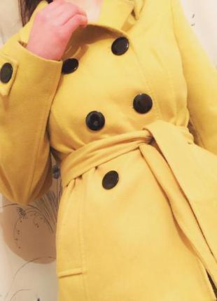 Пальто. 100% шерсть