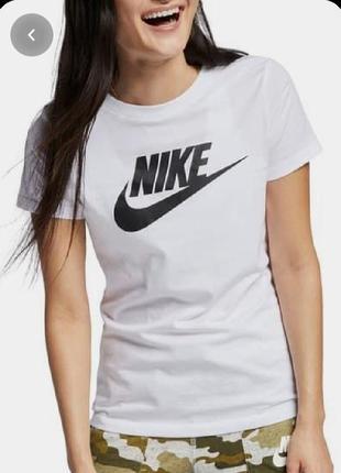 Базовая футболка nike 💞оригинал